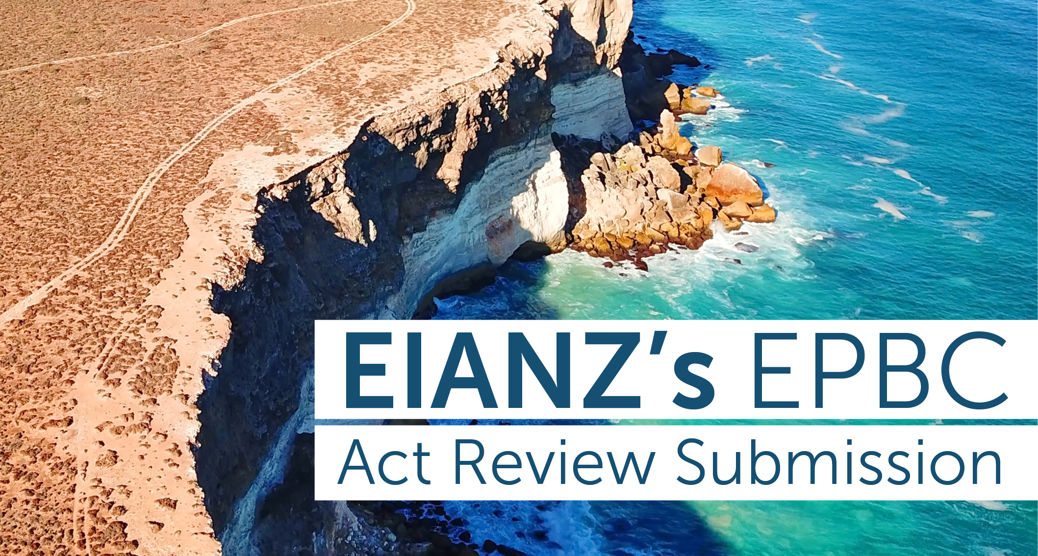 EIANZ's EPBC Act Review submission